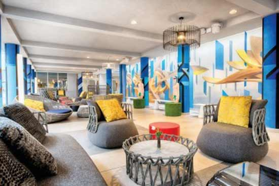 NYX HOTELS by Leonardo Hotels Empfang