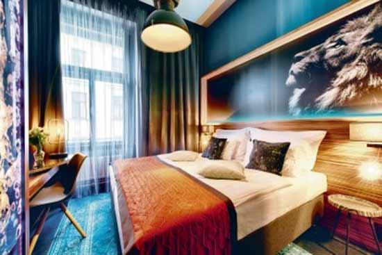 NYX-HOTELS by Leonardo Hotels Zimmer