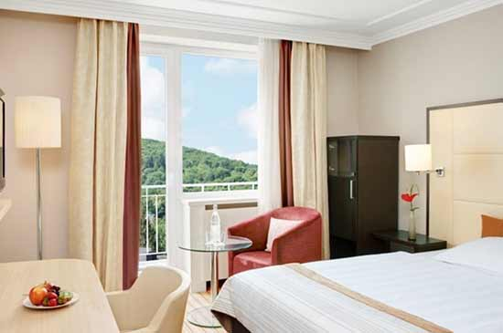 Das Steigenberger Hotel Bad Nauenahr