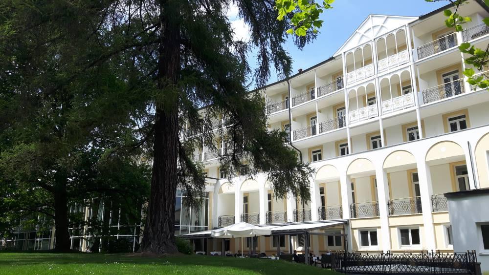 Steigenberger Hotel Der Sonnenhof – Tagung im Grünen
