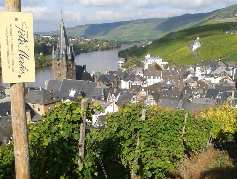 Incentive Reise an die Mosel