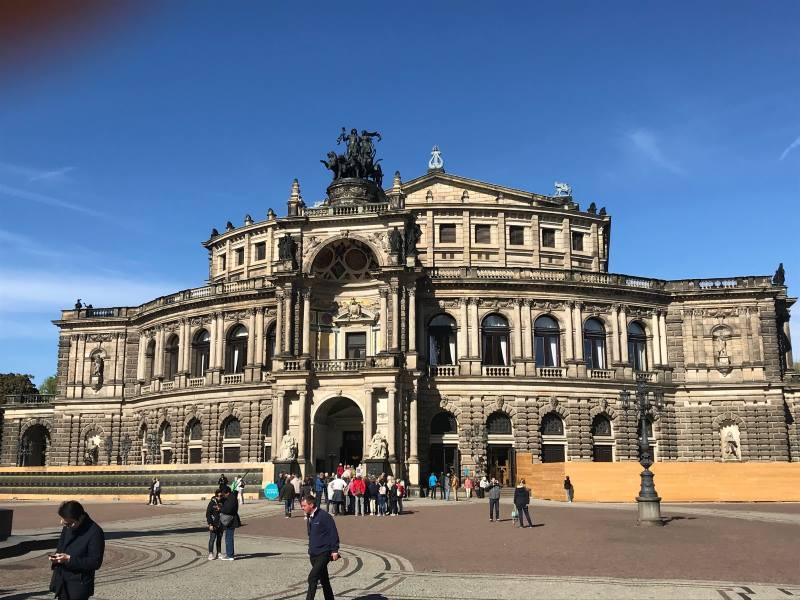 Semperoper Dresden – Kultur pur