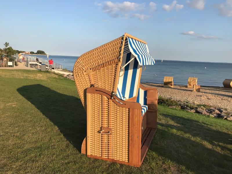 Meetingraum am Meer – Der Strandkorb