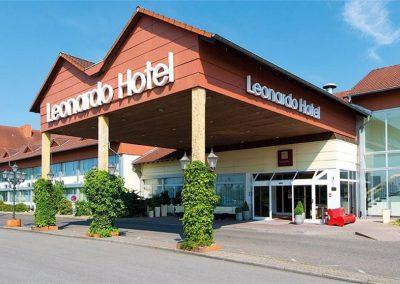 Leonardo Hotel Heidelberg-Walldorf – Tagungshotel in Heidelberg