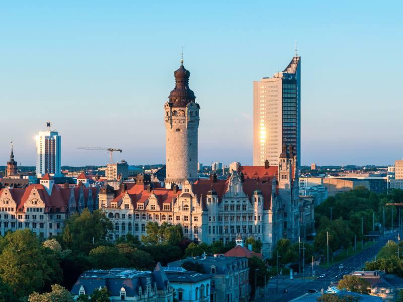 Tagungshotels in Leipzig