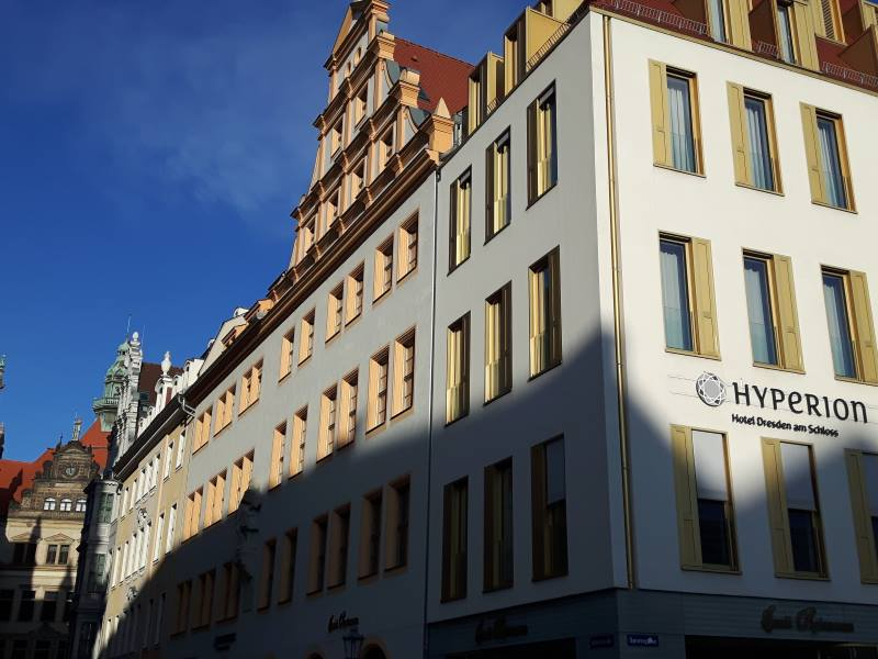 Tagungshotel in Dresden – Hyperion Hotel Dresden am Schloss