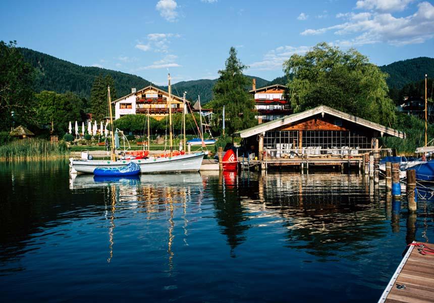 Tagen am See – Hotel Terrassenhof am Tegernsee
