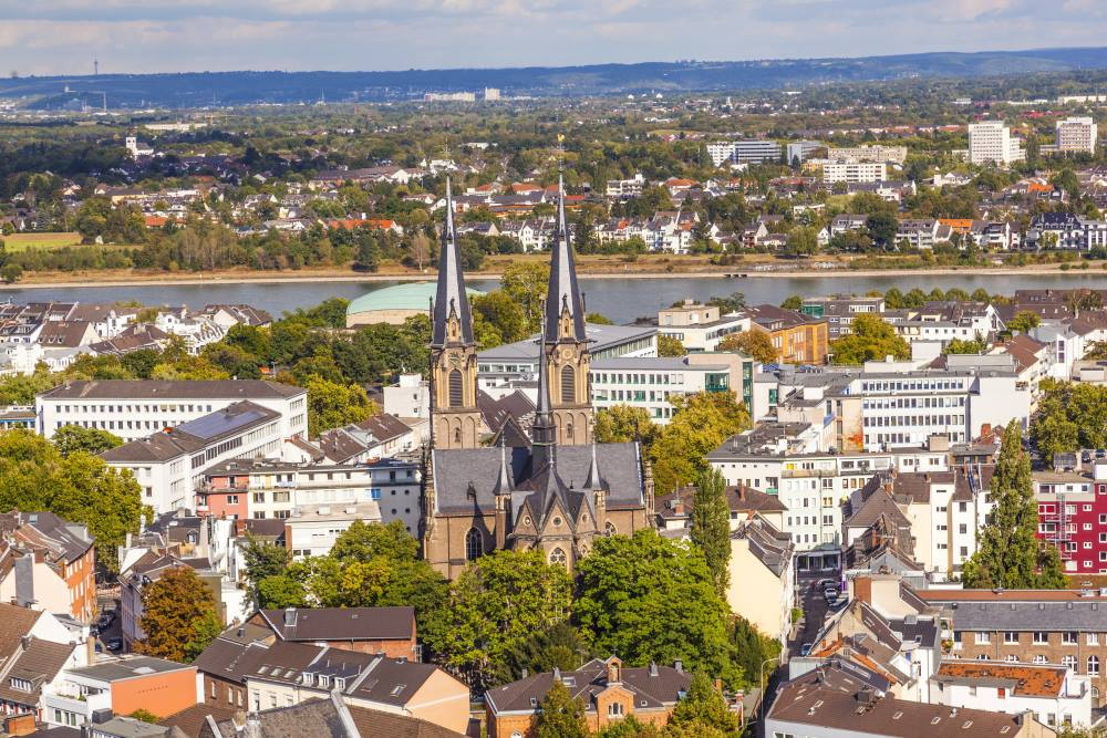 Bonn Stadtansicht MICE Service Group
