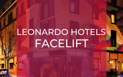 Leonardo Hotels – New Look Fresh Style