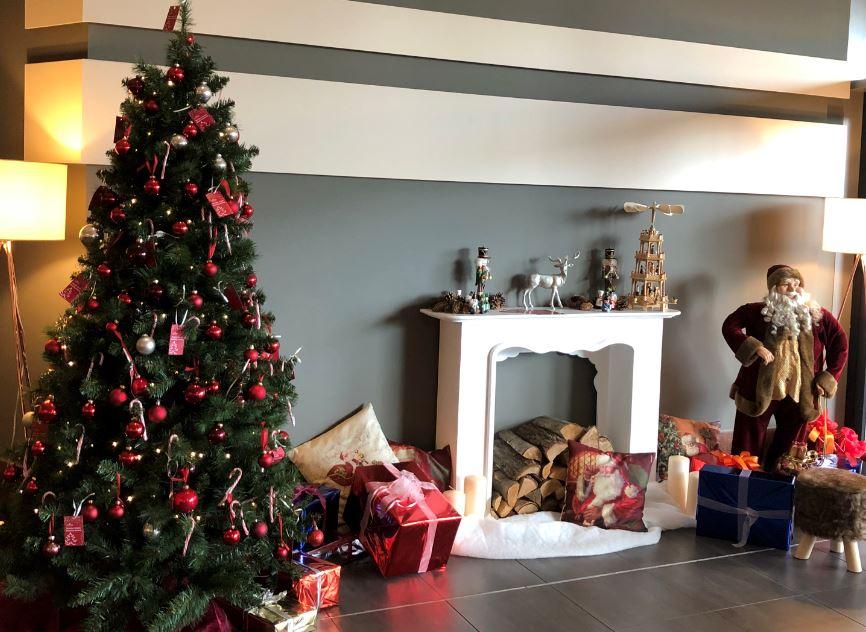Weihnachtsfeiern im centrovital Berlin