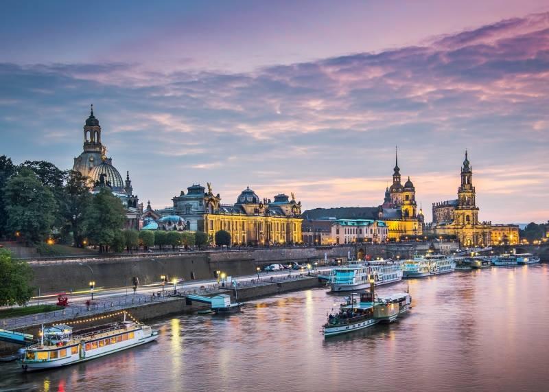 Zu Gast in Elbflorenz Dresden