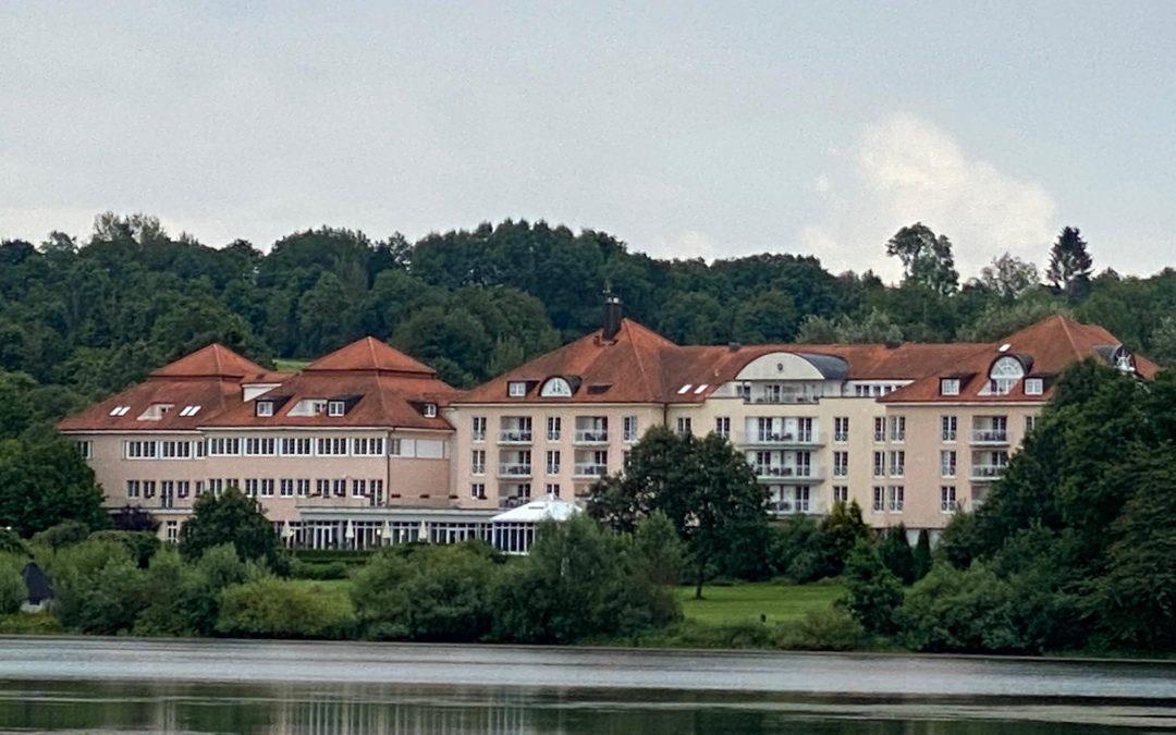 Tagungshotel am See – Lindner Hotel & Sporting Club Wiesensee